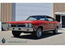 Chevelle Ss Price 1968 Chevrolet Chevelle Ss For Sale On Classiccars Com 18 Available