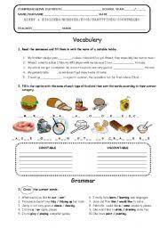 english teaching worksheets partitives