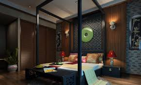 Oriental Style Home Decor Bedroom Asian Themed Bedroom Ideas With Chinese Bedroom