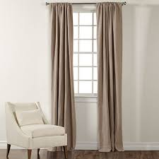 Stationary Curtain Rod Shop Curtains Drapery Collections Ethan Allen
