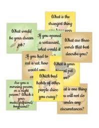 conversation starter cards for family or how about improving