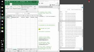 consolidate data from multiple sheets using pivottables youtube