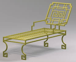 chaise lounge wrought iron chaise lounge patio furniture wrought