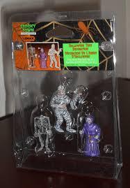 halloween tree decoration set of 3 lemax 32757 mummy grim reaper