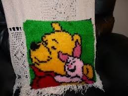 Snoopy Rug How To Finish A Latch Hook Rug Roselawnlutheran