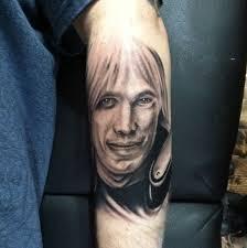 Bob Dylan Tattoo Ideas 18 Amazing Tom Petty Fan Tattoos U2013 Nsf