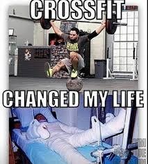 Funny Crossfit Memes - 5 amateur crossfit hang clean fails lockerroom vip