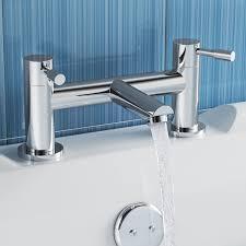 ibathuk chrome basin sink mixer tap with bath filler tap set ibathuk chrome basin sink mixer tap with bath filler tap set tp3015 ibathuk amazon co uk diy tools