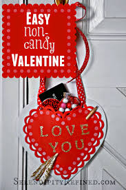 serendipity refined blog easy non candy valentine kids craft
