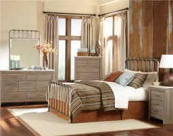 standard furniture windsor silver queen bedroom group wayside