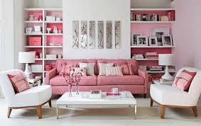 sofa rosa decoração sofá rosa just lia por lia camargo