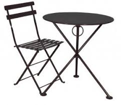 Black Metal Bistro Chairs Bistro Chairs Foter