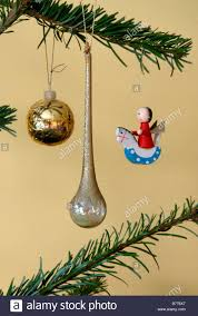 teardrop and on rocking tree ornaments