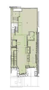 Ground Floor Plan Gallery Of American Folk Art Museum Tod Williams Billie Tsien 13