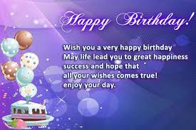 Happy Birthday Wish You All The Best In Best Happy Birthday Wishes Images