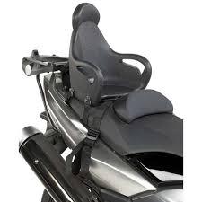 siege bebe scooter siège enfant moto scooter givi s650 à prix canon ixtem moto com