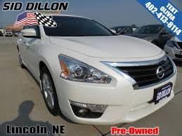 nissan altima 2015 connect bluetooth pre owned 2015 nissan altima 2 5 sl 4 door sedan in lincoln