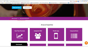 Html Top Navigation Bar Html How To Change Colour For Breadcrum Nav Bar From Purple To