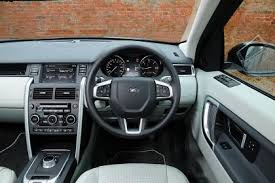 si e auto sport black land rover discovery sport review auto express