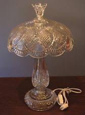 waterford crystal table l finn waterford crystal ls ebay