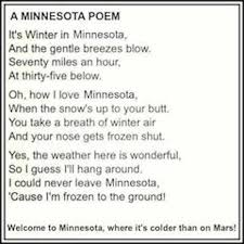 Minnesota travel sayings images Minnesota jokes about winter jpg