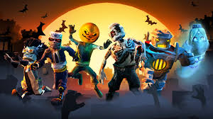Scary Monsters Halloween No Tricks No Treats In Block N Load This Halloween Invision