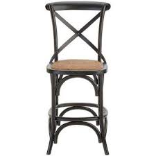 Black Bar Stools With Back Bar Stools Kitchen U0026 Dining Room Furniture The Home Depot
