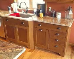 Craftsman Quartersawn Oak Cabinetry Craftsman Kitchen Denver