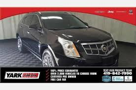 2011 cadillac srx for sale used cadillac srx for sale in toledo oh edmunds