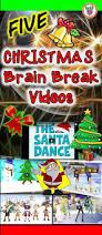 christmas brain breaks getting ready for christmas pinterest