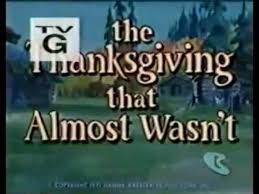 the thanksgiving that almost wasn t in 5 seconds