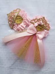 pink and gold princess baby shower corsage pink and gold tiara