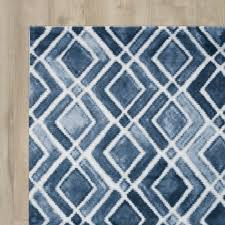 7x7 Area Rugs Navy Blue And White Rugs Roselawnlutheran