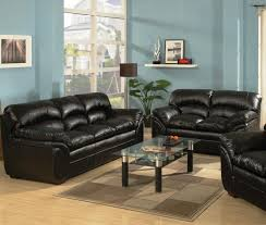 Black Leather Reclining Sofa And Loveseat Black Leather Sofa And Loveseat Sofas