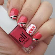 nail design for valentine images nail art designs