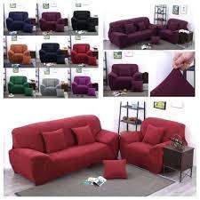 housse extensible pour fauteuil et canapé housse pour canape 3 places canape 2 places extensible canape