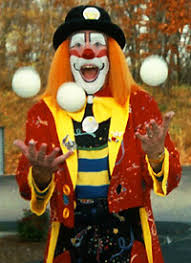 clowns juggling balls birthday partys juggling magic show flippo