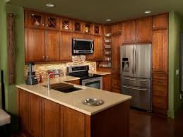 Knotty Hickory Kitchen Cabinets Kitchen Cabinets Dark Kitchen Cabinets With Light Oak Trim Cookie