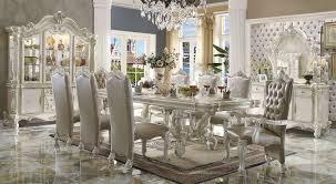 white dining room sets white formal dining room sets gen4congress