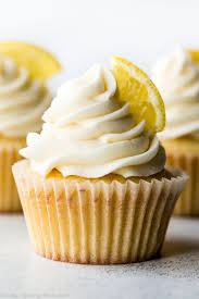 how to decorate cupcakes at home homemade lemon cupcakes with vanilla frosting sallys baking