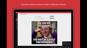 Memes Generator App - developer submission meme generator a new universal windows 10