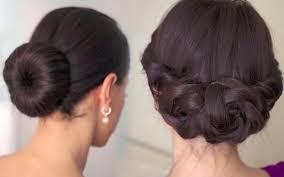 Model Rambut Sanggul Simple | gaya rambut pengantin super simpel yang mudah ditiru thewedding id