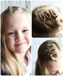 haircuts for seven to ten year oldx easy hairstyles for little girls 10 ideas in 5 minutes or less