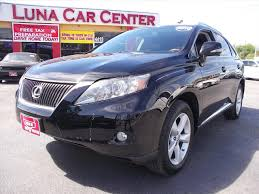 lexus 2010 2010 lexus rx 350 4dr suv in san antonio tx luna car center