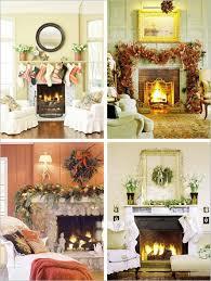 riveting luxury holiday decorating ideas fireplace mantel