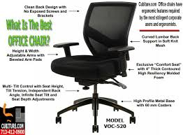 Lumbar Support Chairs What Is Best Office Chairs For Back Support U0026 Pain
