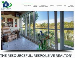 realtor website design agency realtor website design