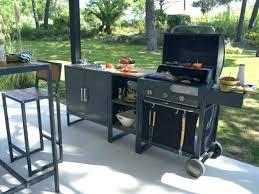 meuble cuisine exterieure cuisine exterieure meuble cuisine exterieure bois plan de travail