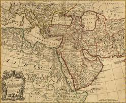 Map Of The Middle East by Maps Of Middle East