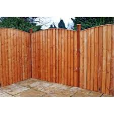 Curved Trellis Fence Panels Garden Fence Panels Free Delivery Home Outdoor Decoration